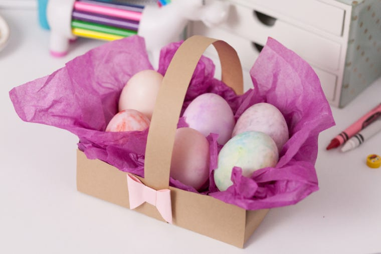 Easter Craft Ideas: How to Make Easter Baskets