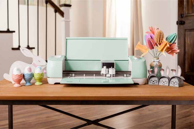 Fun Easter Crafts to make with your Cricut Machine