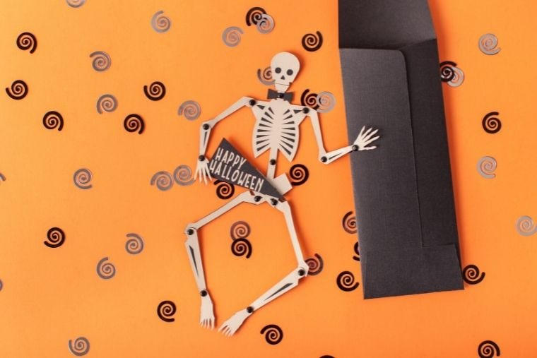 Simple, Spooky Crafts To Try This Halloween For The Whole Family