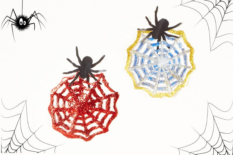Halloween Decorations  How to Make Your Own Spider Web
