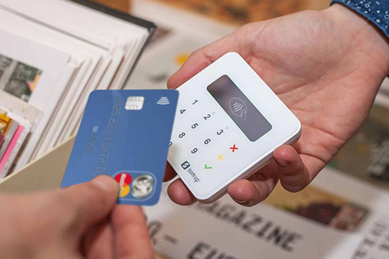 What Makes SumUp Air Card Payment Reader Our Customers Favourite Mobile Card Reader