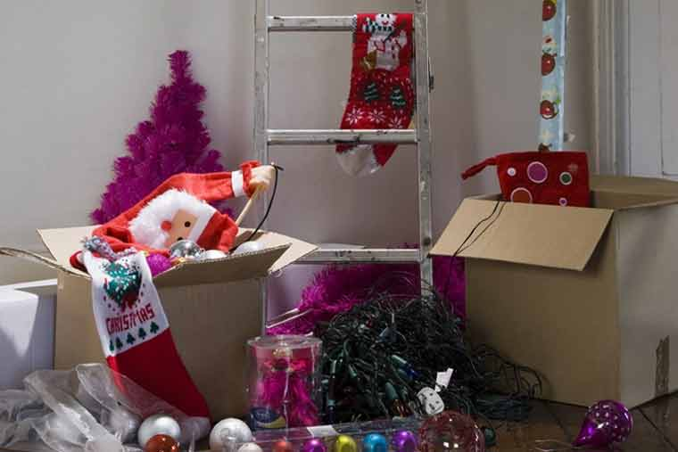 How to Tidy Up After Christmas