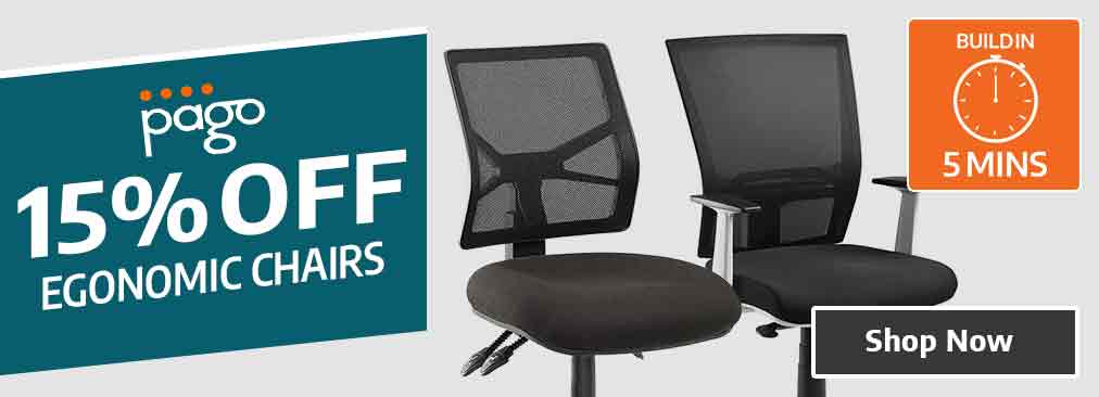 15% off Pago Chairs