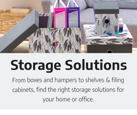 Storage | Room Storage For Home & Office | Ryman® UK