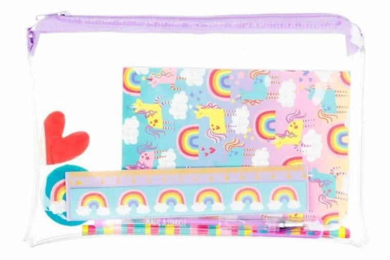 Magic and Sparkle stationery set