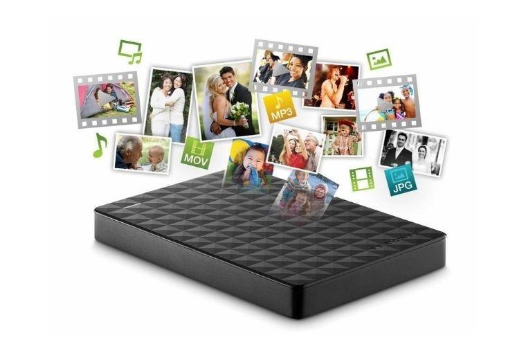 Seagate Expansion Portable External Hard Drive 1TB USB 3.0