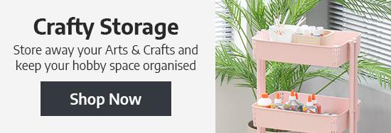 Crafty Storage