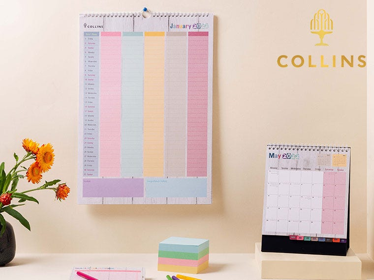Wall Planners & Calendars