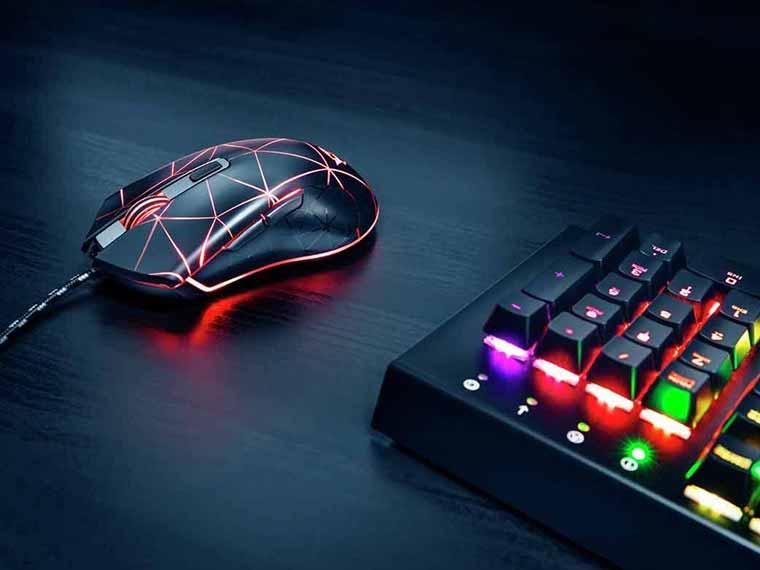 Gaming Mice & Keyboards
