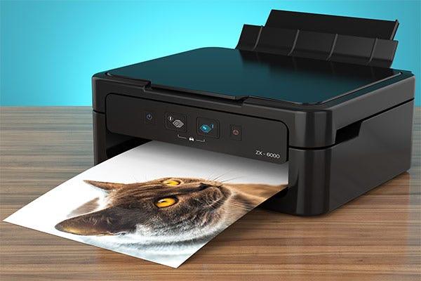 Photo Inkjet Printers
