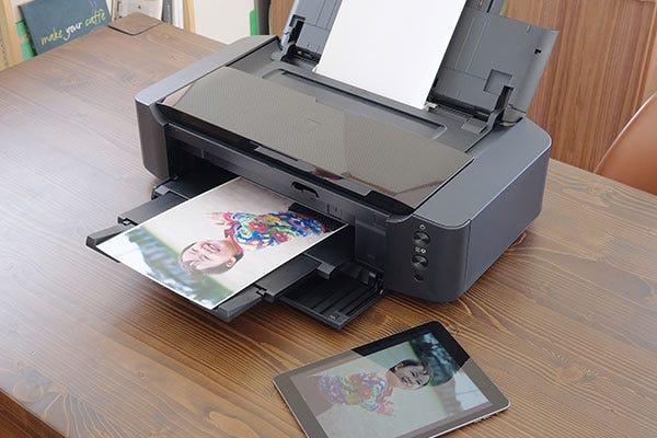 Wireless Inkjet Printers