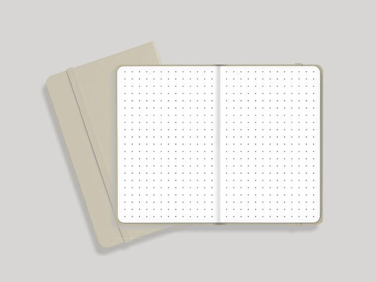 Dotted Paper Notebooks