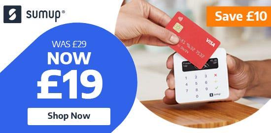 SumUp Save £10