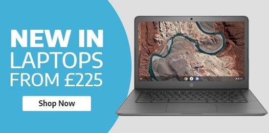 New In Laptops