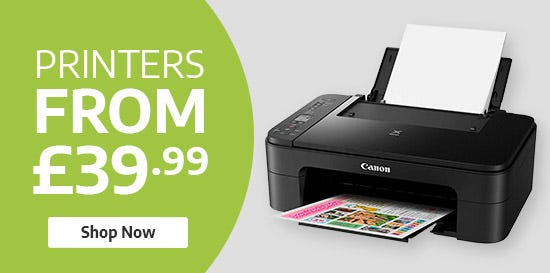 Printers From £39.99