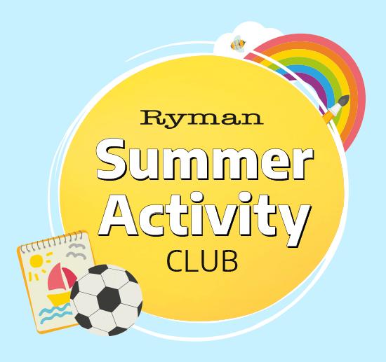 Ryman Summer Activity Club