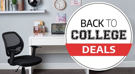 Back to College Deals