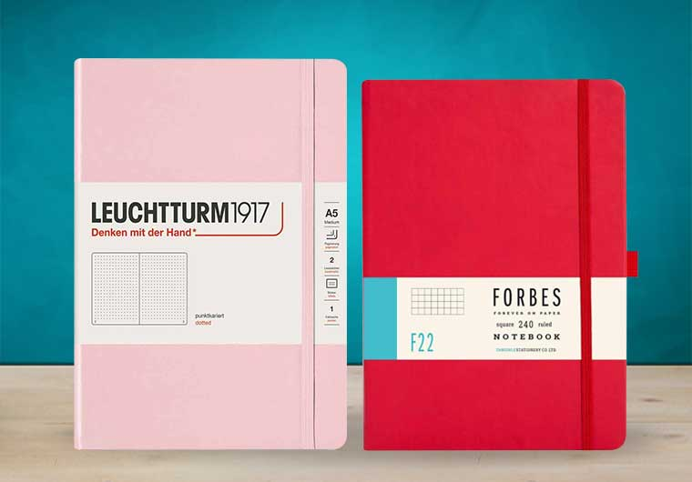 Grid & Dotted Notebooks