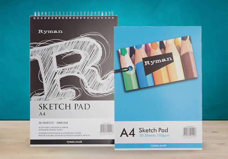 Plain Paper Notebooks