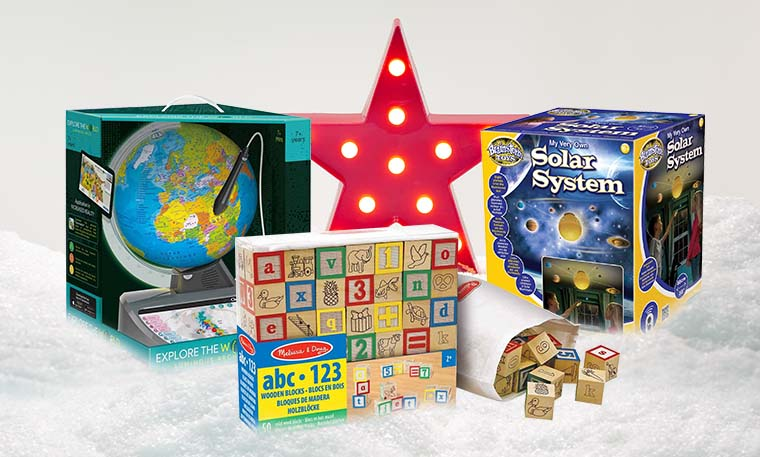 Globes & Educational Toys