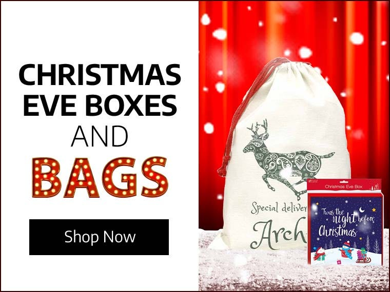 Christmas Eve Boxes & Bags
