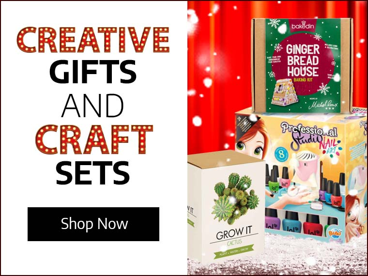 Creative Gifts & Craft Sets