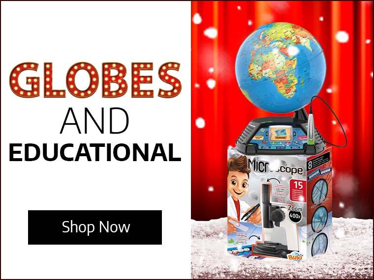Globes & Educational