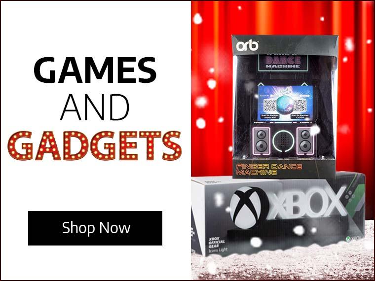 Gadgets & Gamings