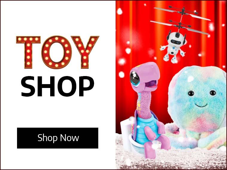 Ryman Toy Shop