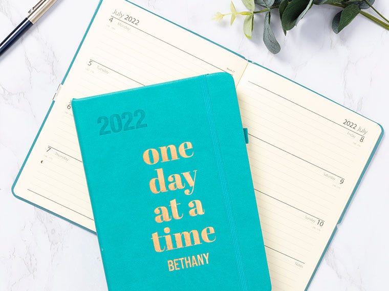 Personalised Diaries & Calendars