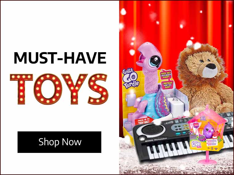 This Year's Must-Have Toys
