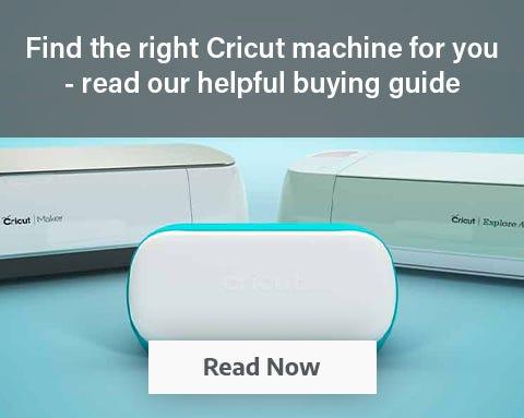 Cricut Buying Guide