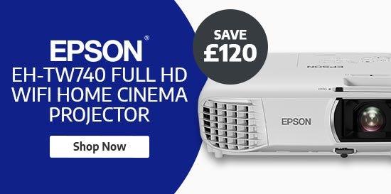 Epson EH-TW740 Home Cinema Projector