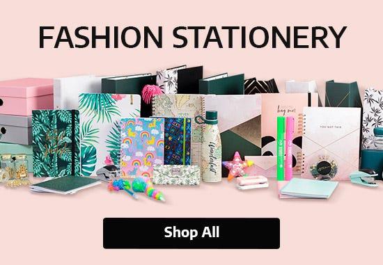 Shop All Fashion Stationery