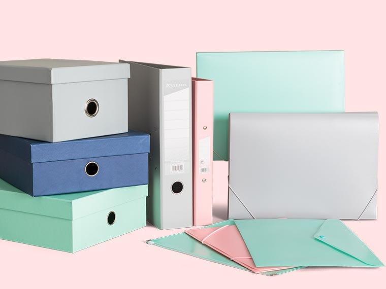 Filing & Folders