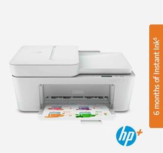 HP Deskjet 4120e All in One Printer