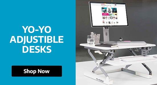 Yo-Yo Adjustable Desks