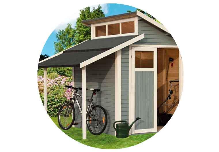 Garden Buildings and Storage