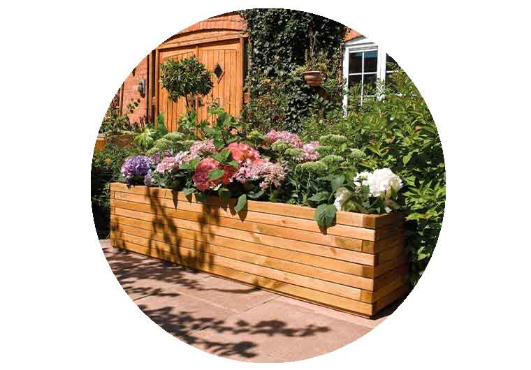 Garden Accessories and Planters