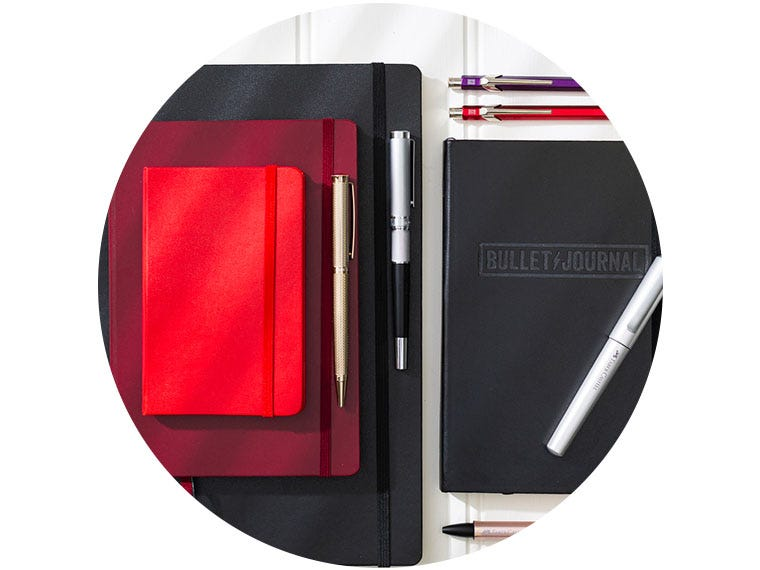 Notebooks, Pads & Paper