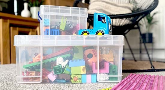 Plastic Boxes & Really Useful Box