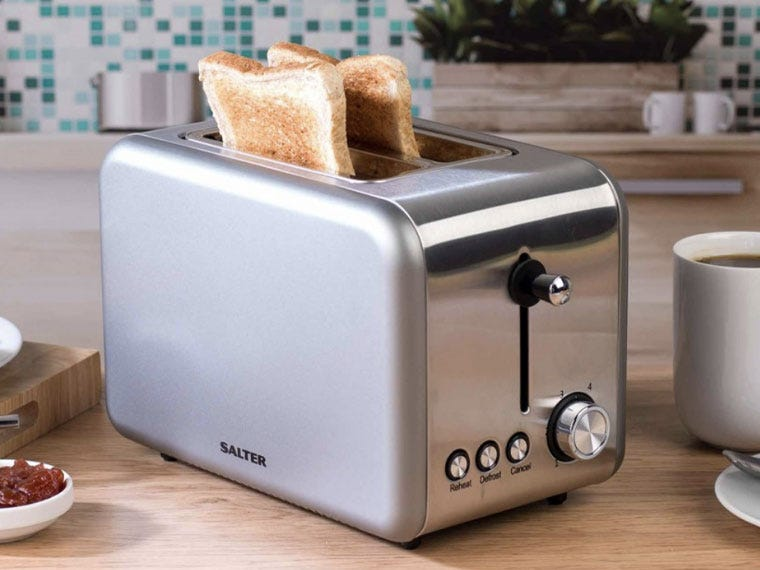 Toasters and Sandwich Makers