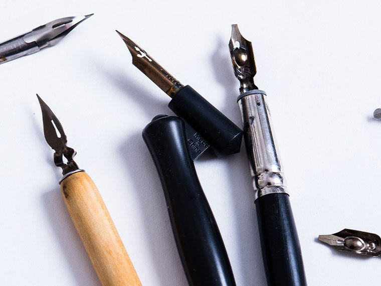 Calligraphy & Specialist Pens