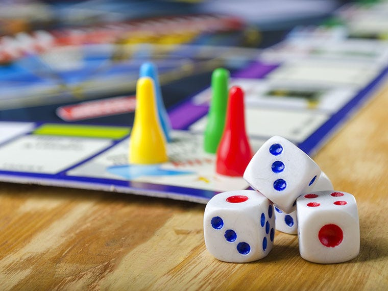 Board Games, Jigsaws & Puzzles