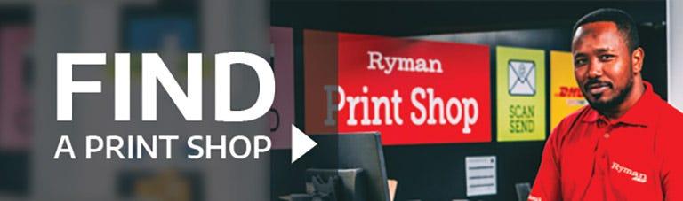 Find a print shop