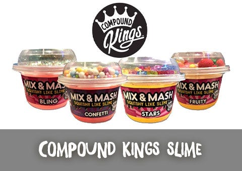 Compound Kings Slime