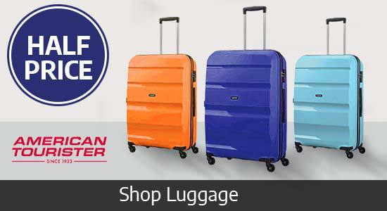 Half Price Luggage