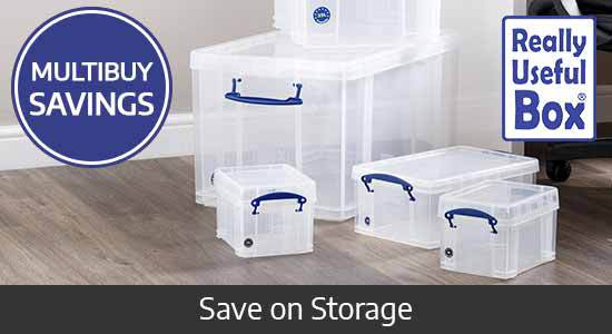 Shop Storage Boxes