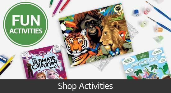 Shop Activities