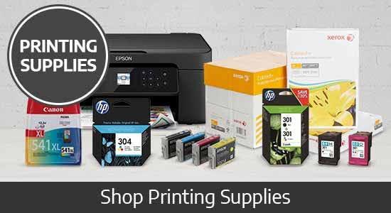 Shop Printing Supplies